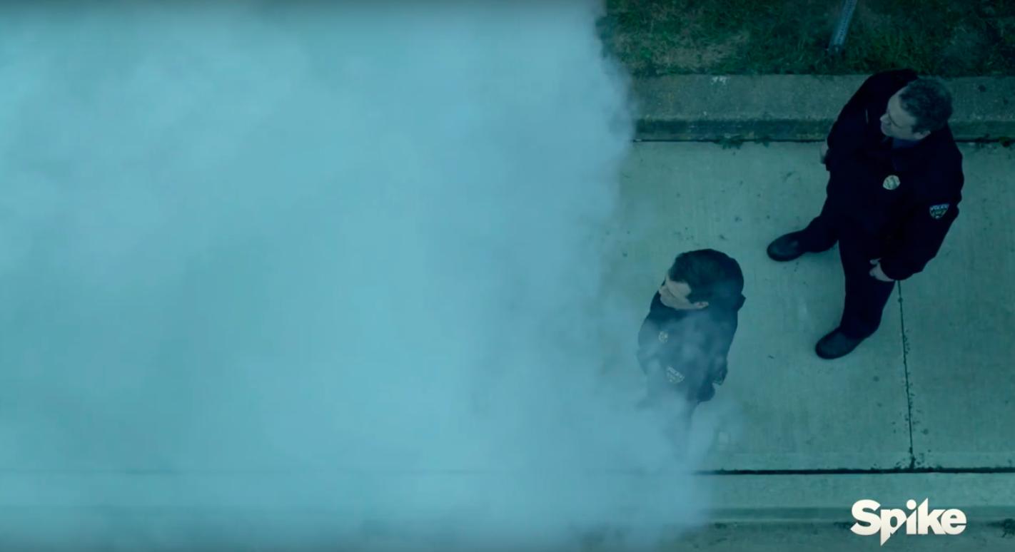 «The Mist» de Stephen King : une série télé bien angoissante va voir le jour. Par Marine B.                       The%20mist%202%20