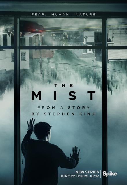 «The Mist» de Stephen King : une série télé bien angoissante va voir le jour. Par Marine B.                       The-mist-affiche