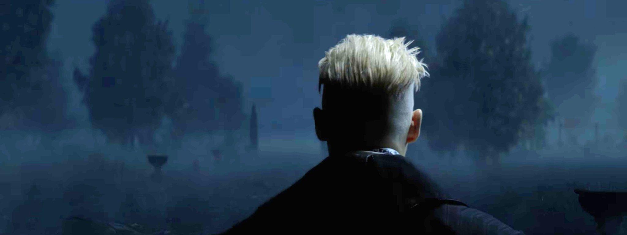 Animaux Fantastiques : Jude Law incarnera Dumbledore sur grand écran ! Par Marine B. Johnny-depp-grindelwald
