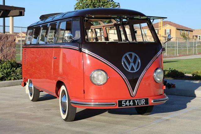 16 des plus beaux combi Volkswagen, pour fêter les 70 ans du célèbre véhicule ! Par Clément P.                            Oldbug