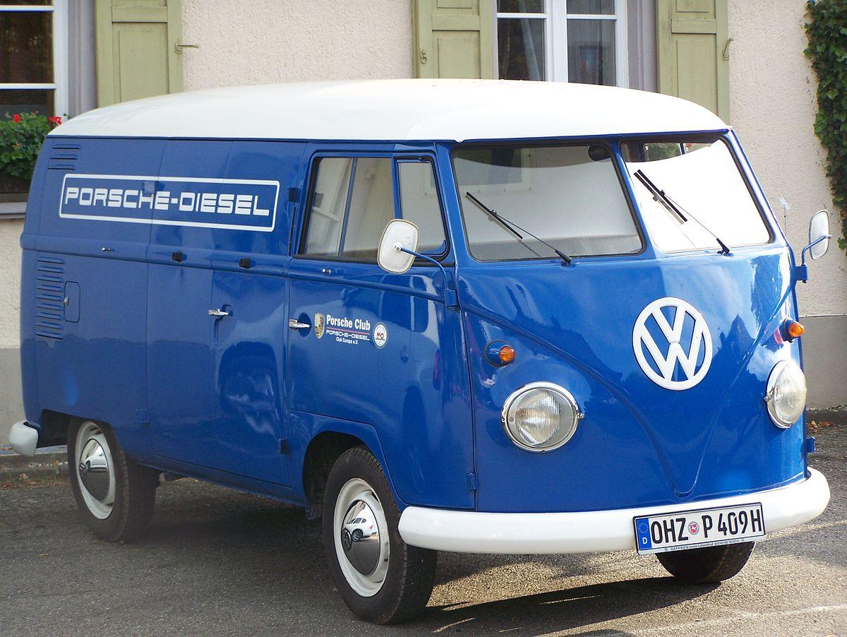 16 des plus beaux combi Volkswagen, pour fêter les 70 ans du célèbre véhicule ! Par Clément P.                            Wikimedia