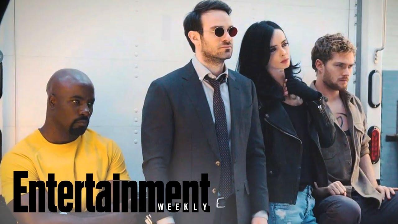 «The Defenders», la nouvelle série de Netflix et Marvel ! Bande-annonce                          Maxresdefault