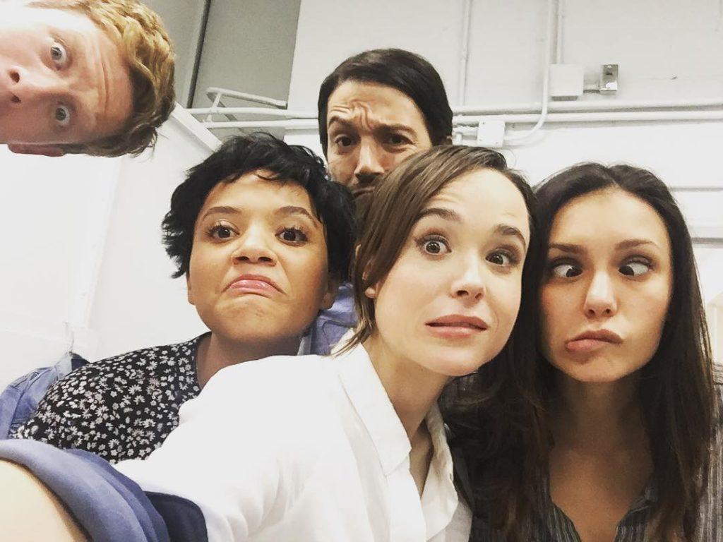 « L'Expérience Interdite » : Ellen Page et Nina Dobrev jouent avec la mort dans ce nouveau remake glaçant ! Par Marine B.                       Flatliners-2017