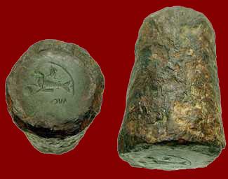 ¿Se conserva algún troquel romano? Cuny