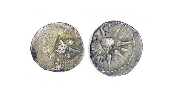 Divisor de plata de MALAKA Incierto7
