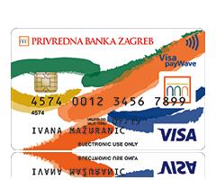 Placanje karticom Cip