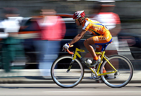Los beneficios de usar bicicleta Ciclista