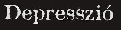 Depresszió Logo