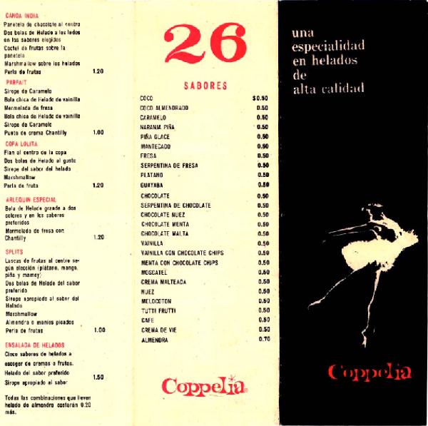 Cuba en los '80 Coppelia-600