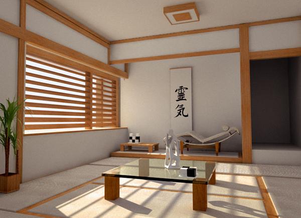 Дом Какаши Stripe-japan2