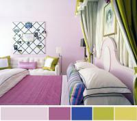 Копилка готовых решений: 20 цветовых сочетаний для весеннего настроения в доме Spring-combo-color14.thumbnail