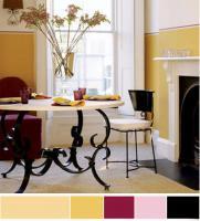 Копилка готовых решений: 20 цветовых сочетаний для весеннего настроения в доме Spring-combo-color4.thumbnail