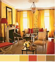 Копилка готовых решений: 20 цветовых сочетаний для весеннего настроения в доме Spring-combo-color5.thumbnail