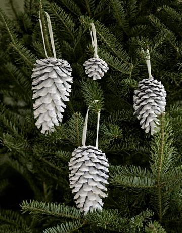 Новогодние украшения своими руками - Страница 2 Pinecones-new-year-decor-ideas2-3