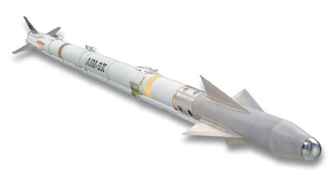 المغرب يقتني صواريخ السايدويندر AIM-9X بلوك 2 Aim-9x