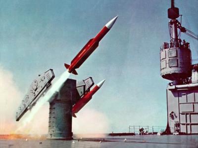Missiles américains  Rim-24a