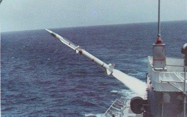 Missiles américains  Rim-2d