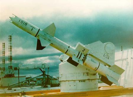 Missiles américains  Rim-8g