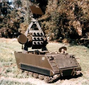 Missiles américains  Xm546