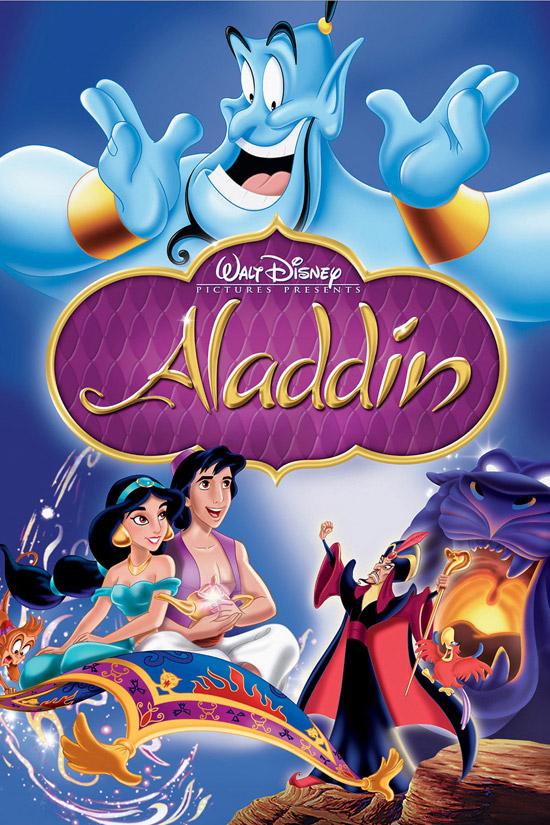 أفلامــ  2012 DISNeP Aladdin-Movie-Poster