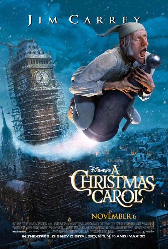 أفلامــ  2012 DISNeP Disney-A-Christmas-Carol-Movie-Poster