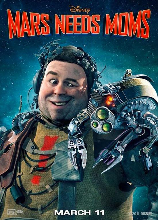 أفلامــ  2012 DISNeP Mars-Needs-Moms-Movie-Poster