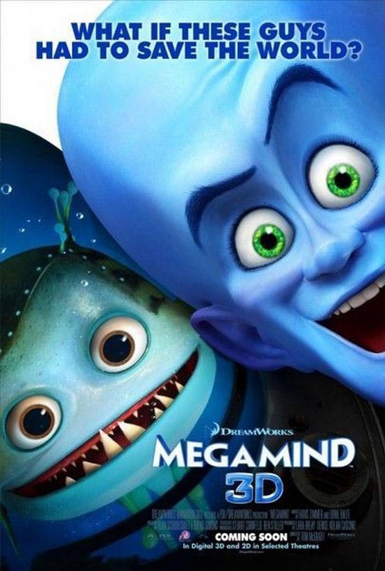 أفلامــ  2012 DISNeP Megamind-3d-movie-poster