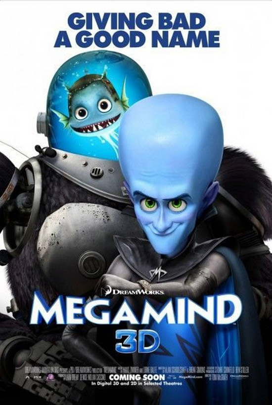 أفلامــ  2012 DISNeP Megamind-movie-poster