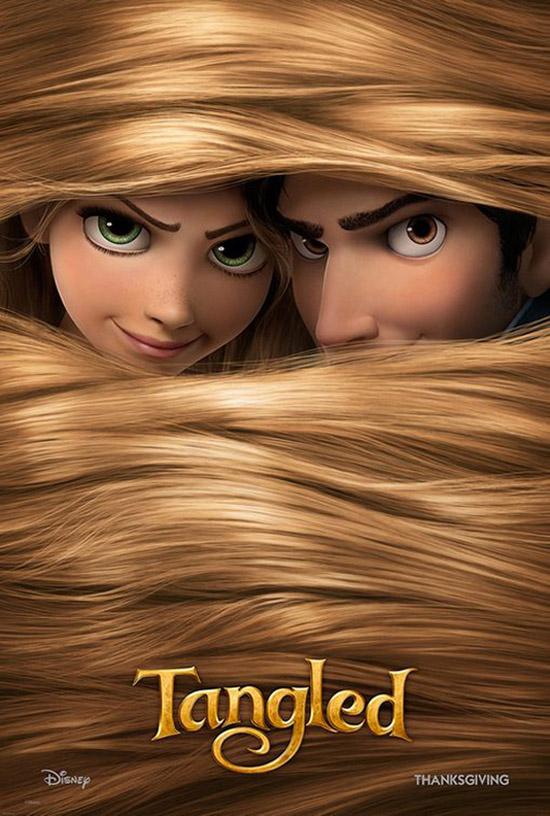أفلامــ  2012 DISNeP Tangled-Movie-Poster