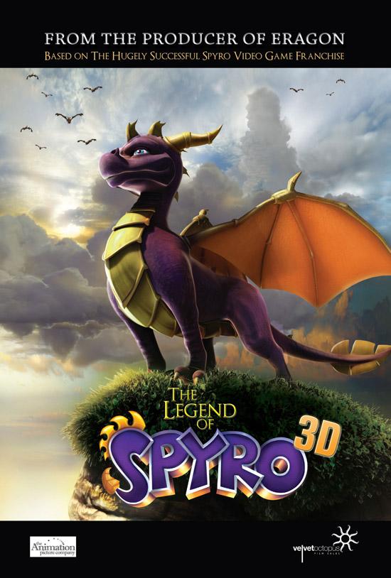 أفلامــ  2012 DISNeP The-legend-of-spyro-3d