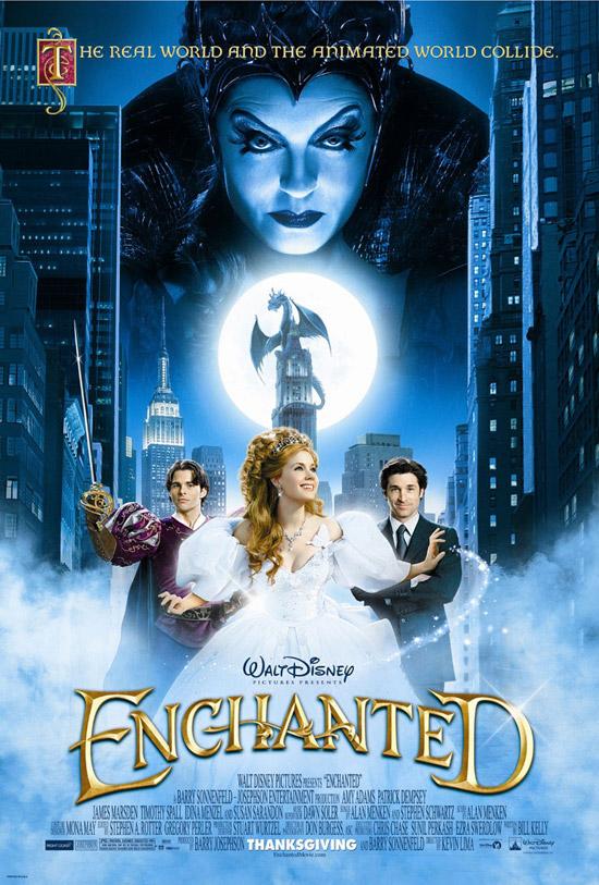 أفلامــ  2012 DISNeP Enchantedposter1