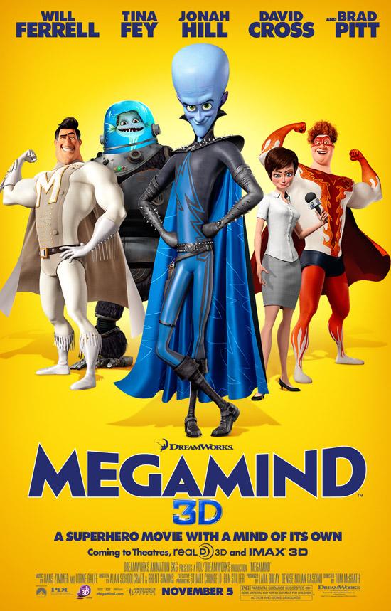 أفلامــ  2012 DISNeP Megamind_movie_poster_final