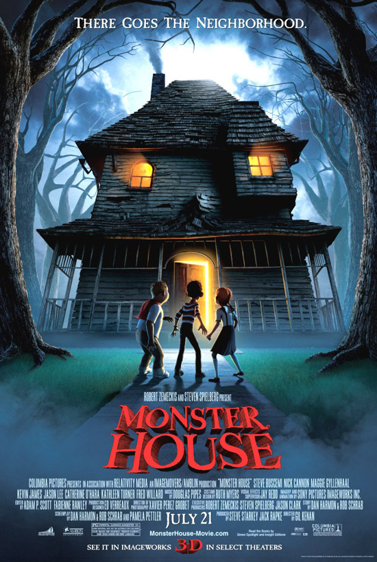 أفلامــ  2012 DISNeP Monster-house-movie-poster