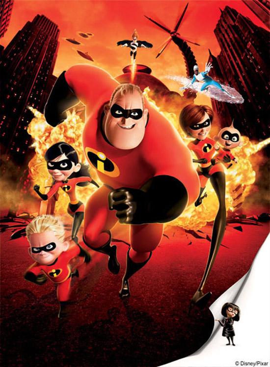 أفلامــ  2012 DISNeP The-incredibles-movie-poster