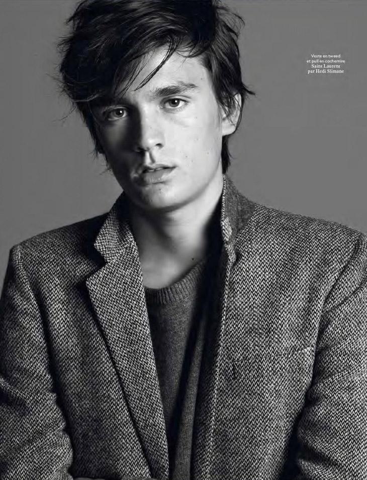 Dans ton lit ce soir... - Page 10 Alain-Fabien-Delon-David-Sims-Vogue-Hommes-01