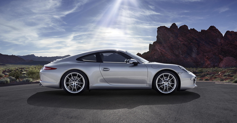 Porsche  Porsche911_side