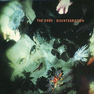 Années 80 - The Cure TheCure-Disintegration