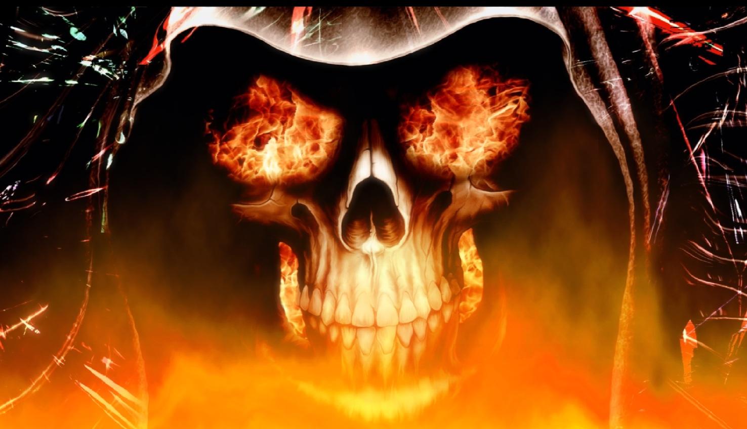 ¿Quien quiere vender su alma? FireSkull3