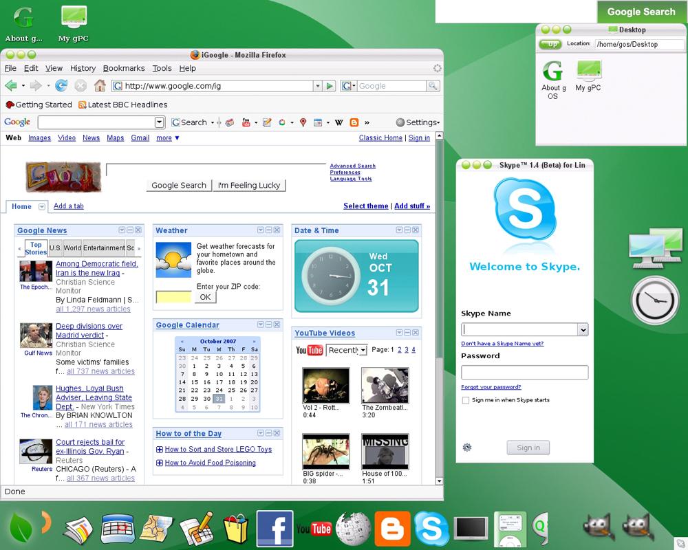 Confirmado Goobuntu (OS de Google) Everex_gPC_TC2502_screenshot2