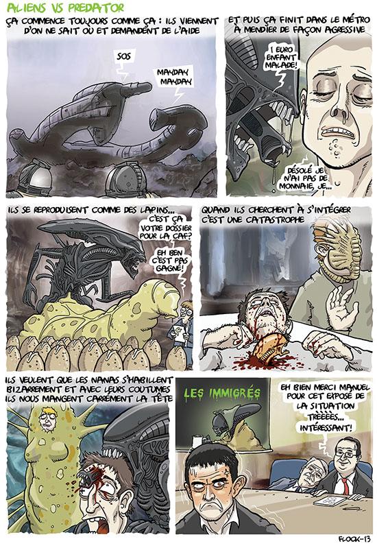 UNE INCLASSABLE - Page 4 BD_Flock_Psikopat_550px