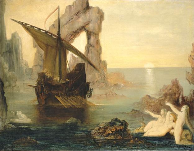 Sirènes ou baleines Inv.13957
