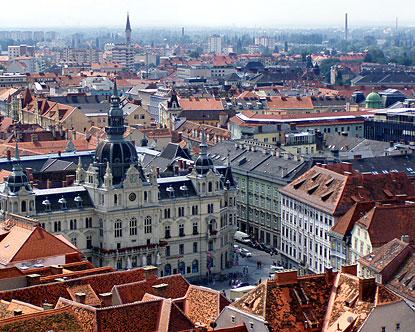 Austrija Graz