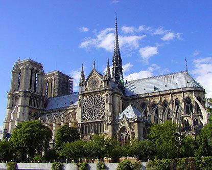 Fotografije vjerskih objekata France-notre-dame-cathedral