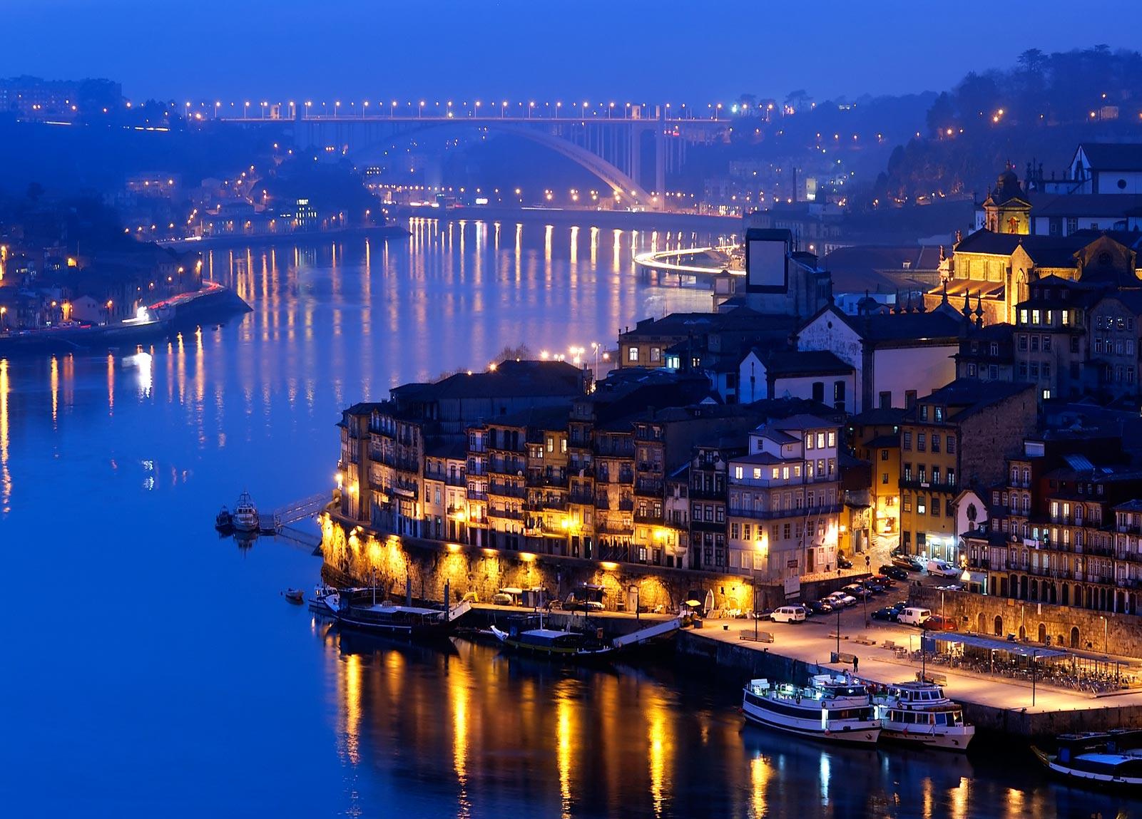 Um pouco de minha cidade... Porto