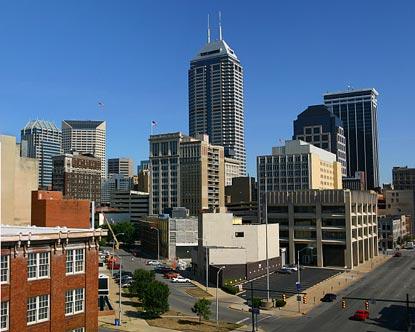 Sjedinjene Američke Države Indianapolis