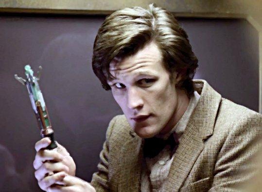 Doctor Who Destornillador-sonico-mk-vii