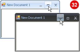 تعلم كيفية استخدام المكتبة DotNetBar لإظافة ثيم Office2007 بكل أدواته لمشروعات vb.net HomeForms