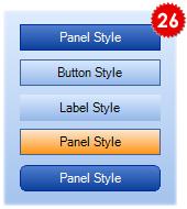تعلم كيفية استخدام المكتبة DotNetBar لإظافة ثيم Office2007 بكل أدواته لمشروعات vb.net HomePanelEx