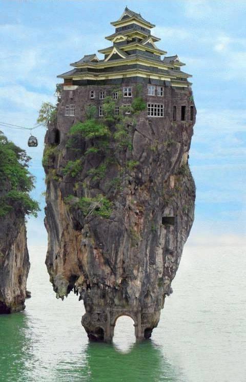Самые необычные дома со всего мира 3278938yyv