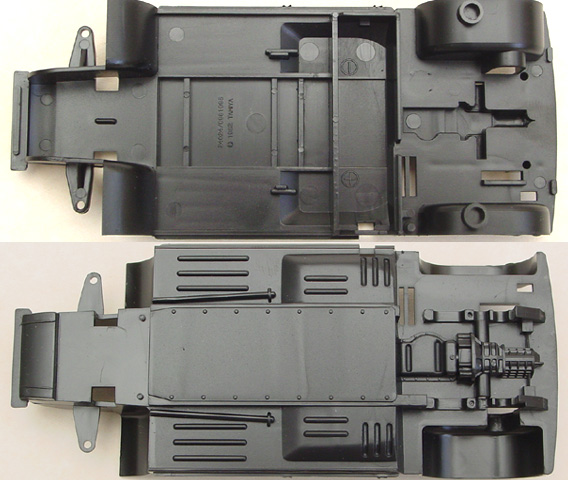 Montage maquette R5 Turbo 1 Client bleu [Tamiya 1/24] R5-5